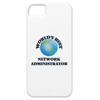 World's Best Network Administrator iPhone 5 Covers