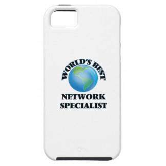 World's Best Network Specialist iPhone 5 Cover