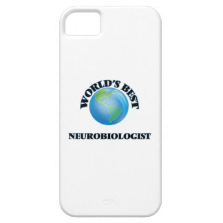 World's Best Neurobiologist iPhone 5 Cover
