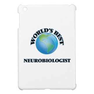 World's Best Neurobiologist Cover For The iPad Mini