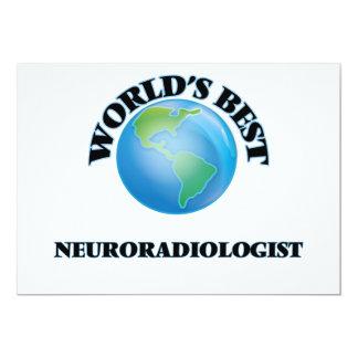 World's Best Neuroradiologist Card