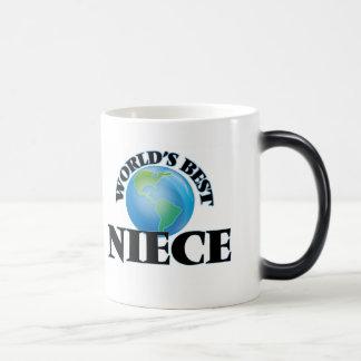 World's Best Niece Morphing Mug