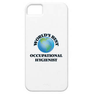 World's Best Occupational Hygienist iPhone 5/5S Cases