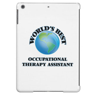 World's Best Occupational Therapy Assistant Cover For iPad Air