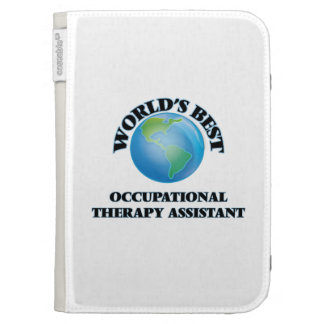 World's Best Occupational Therapy Assistant Kindle 3 Cover