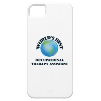World's Best Occupational Therapy Assistant iPhone 5 Cases