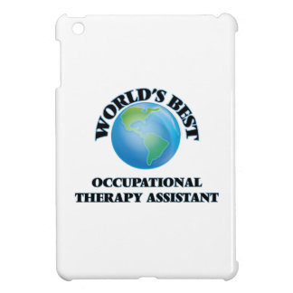 World's Best Occupational Therapy Assistant Case For The iPad Mini