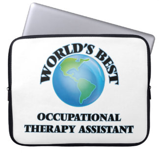 World's Best Occupational Therapy Assistant Laptop Computer Sleeve