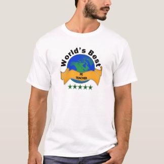 World's Best PE Teacher T-Shirt