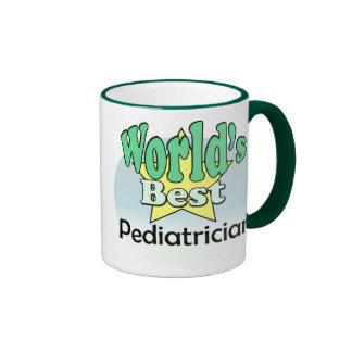 World's best Pediatrician Coffee Mug