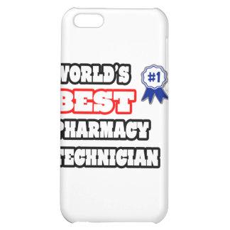 World's Best Pharmacy Technician iPhone 5C Cover