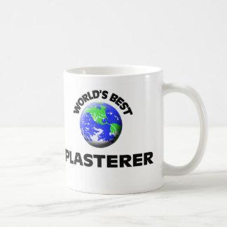 World's Best Plasterer Coffee Mugs