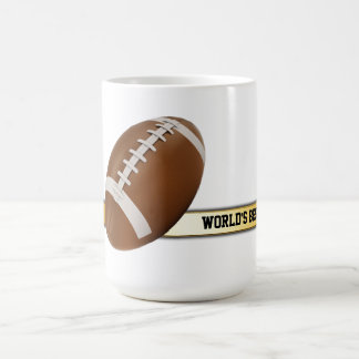 World's Best Player Rugby | Football Sport Coffee Mug