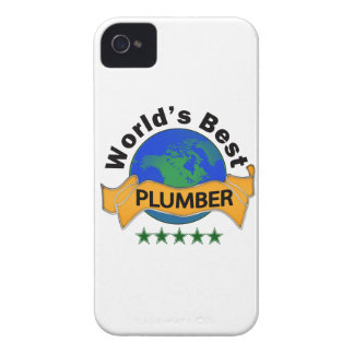 World's Best Plumber iPhone 4 Covers