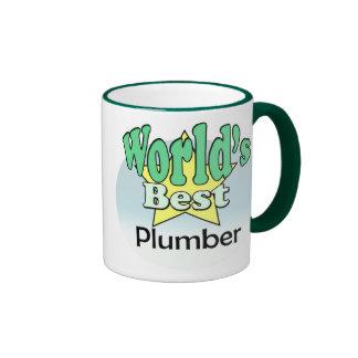 World's best Plumber Mug