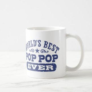 World's Best Pop Pop Ever Basic White Mug