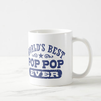 World's Best Pop Pop Ever Coffee Mug