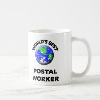 World's Best Postal Worker Mugs