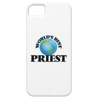 World's Best Priest iPhone 5 Cases