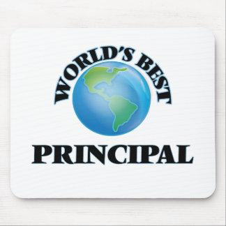 World's Best Principal Mousepads