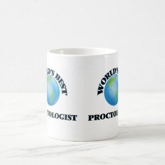 World's Best Proctologist Mugs