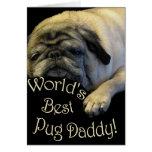 World's Best Pug Daddy