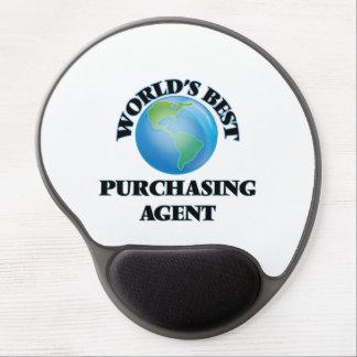 World's Best Purchasing Agent Gel Mouse Mat