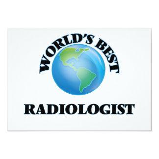 World's Best Radiologist Card