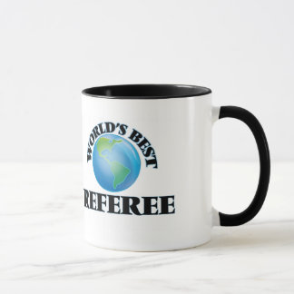 World's Best Referee Mug