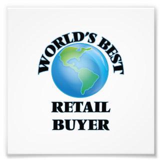 World's Best Retail Buyer Photograph