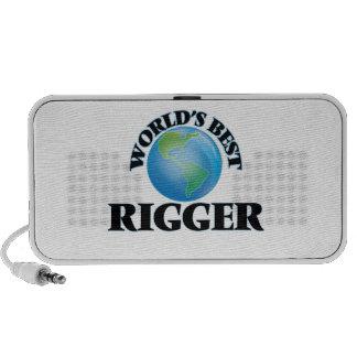 World's Best Rigger Travelling Speakers