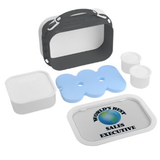 World's Best Sales Executive Lunchbox