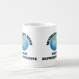 World's Best Sales Representative Coffee Mug