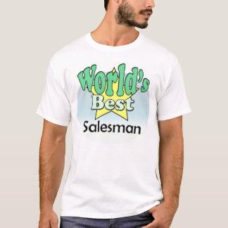 World's best Salesman T-Shirt