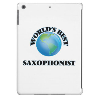 World's Best Saxophonist Cover For iPad Air