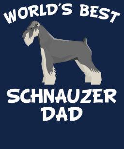 f464f140 Schnauzer Dad T-Shirts & Shirt Designs | Zazzle UK