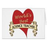 World's Best Science Teacher