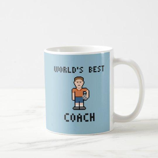 World's Best Soccer Coach Mug