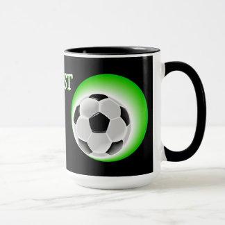 Worlds Best Soccer Dad Mug