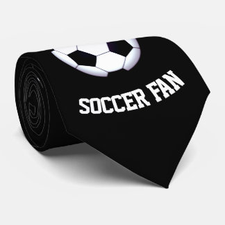 World's Best Soccer Fan Tie
