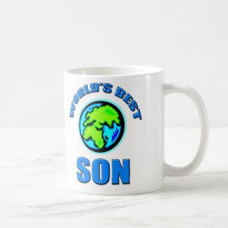 World's Best Son Coffee Mug
