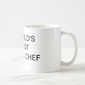 World's Best Sous Chef Mug