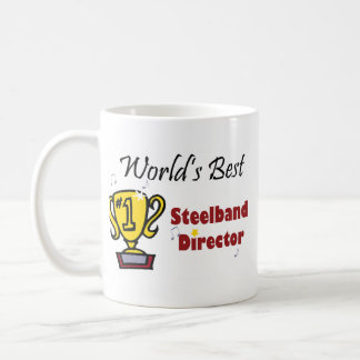 World's Best Steelband Director Coffee Mug
