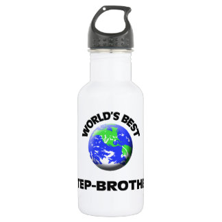 World's Best Step-Brother 532 Ml Water Bottle