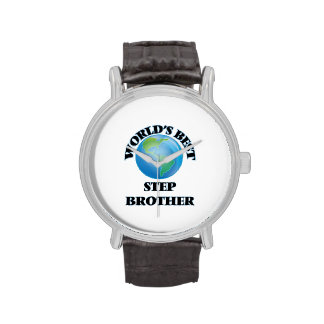 World's Best Step-Brother Watches