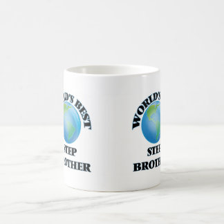 World's Best Step-Brother Coffee Mugs
