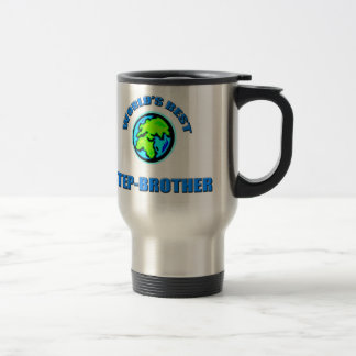 World's Best Step-Brothers Mug