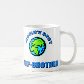 World's Best Step-Brothers Coffee Mug