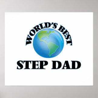 World's Best Step-Dad Poster