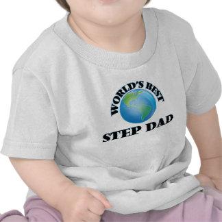 World's Best Step-Dad Tee Shirts